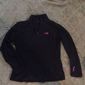 The North Face Quarter Zip (Womens)